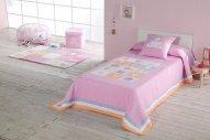 Pokój dla dziewczynki, narzuta Bambini