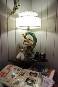 Lampa ozdobna